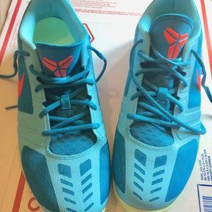 Nike KOBE KB MENTALITY rare, promotional WORN ONCE